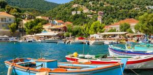 Kelionė Graikija: grįžimas į Itakę