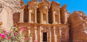 Kelionė Jordanija – dykumų deimantas