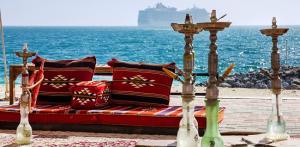 Kelionė Kruizas Arabijos jūroje, aplankant JAE, Omaną ir Katarą (su lietuviškai kalbančiu vadovu)
