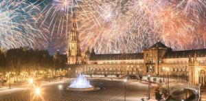 Kelionė Naujieji metai Ispanijoje