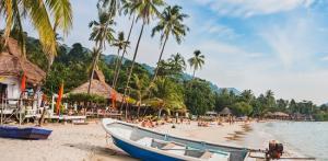 Kelionė Bankokas, upė Kvė ir poilsis Patajoje bei Čango saloje