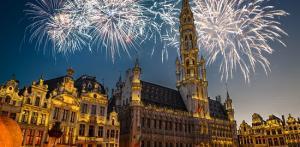 Kelionė Belgija ir Olandija (Naujametinė)