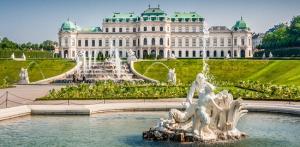 Kelionė Trumpa viešnagė Vienoje