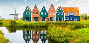 Kelionė Gėlių paradas Olandijoje... vėjų ir malūnų šalyje 6 d./5 n.
