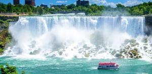 Kelionė Kruizas iš Niujorko, aplankant Kanadą, Niagaros krioklius ir Vašingtoną (su lietuviškai kalbančiu vadovu)