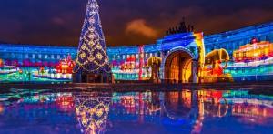 Kelionė Naujieji metai Sankt Peterburge