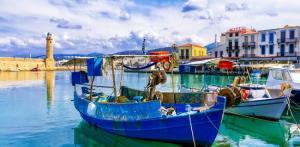 Kelionė Graikija: Meze Kretoje
