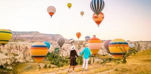 Kelionė Turkija: orient Extra