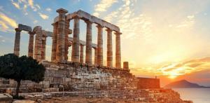 Kelionė Graikija: meteorai ir kitos žvaigždės