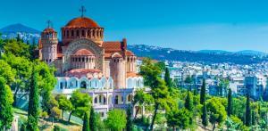 Kelionė Graikija: smaragdiniai sapnai
