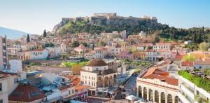 Kelionė Graikija: Atėnai