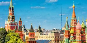 Kelionė Rusija: Maskva