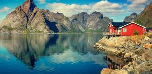 Kelionė Norvegija –  trolių keliais
