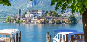 Kelionė Italija: su vaizdu į septynius ežerus