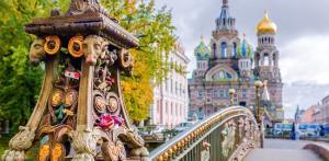 Kelionė Savaitgalis Sankt Peterburge