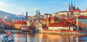 Kelionė Savaitgalis Prahoje