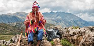 Kelionė Ryškiaspalvės Peru ir Bolivija (su lietuviškai kalbančiu vadovu)