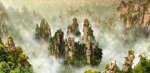 """Kelionė Didžiausi Kinijos miestai ir """"Avataro"""" kalnai (su lietuviškai kalbančiu vadovu)"""
