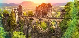 Kelionė Saksonijos Šveicarijos gamta – Drezdenas – Potsdamas – Berlynas 4 d./3 n.