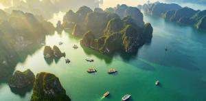 Kelionė YPATINGA KAINA! Vietnamas su poilsiu (su lietuviškai kalbančiu vadovu)