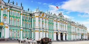Kelionė Klasikinis Sankt Peterburgas