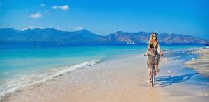 Kelionė Balis su poilsiu Lomboko arba Gili Airo salose