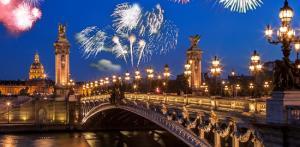 Kelionė Naujieji Metai Paryžiuje autobusu