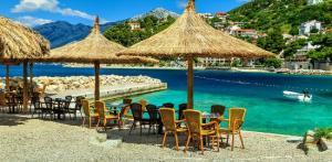 Kelionė Pietų Kroatija su poilsiu Makarskos pakrantėje