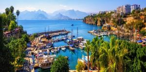 Kelionė Turkija ...kruizas Viduržemio jūra