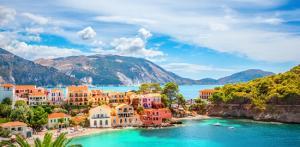 Kelionė Graikija. Poilsinės kelionės į Graikiją