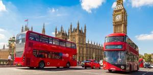 Kelionė Anglija - Londonas