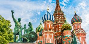 Kelionė Savaitgalis Maskvoje