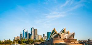 Kelionė Australija aplankant Singapūrą