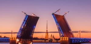 Kelionė Rusija: Kalėdinis Sankt Peterburgas (4 dienos)