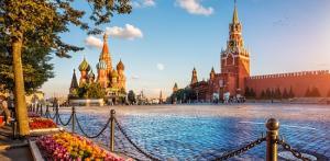 Kelionė Maskva ir Auksinis Rusijos žiedas