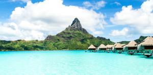 Kelionė Bora Bora - Rojus Prancūzų Polinezijoje