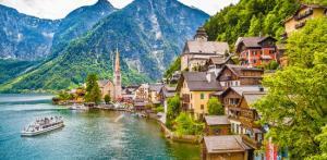 Kelionė Austrijos Alpių kalnai