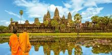 Kelionė Spalvingasis Tailandas ir egzotiškoji Kambodža (su lietuviškai kalbančiu vadovu)