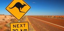 Kelionė Australija: Bumerangas