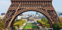 Kelionė Paryžius - Amsterdamas - Liuksemburgas