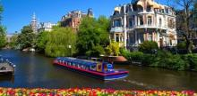 Kelionė Pavasarinis gėlių žydėjimas Olandijoje