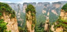 """Kelionė Užburianti Kinija: didžiausi miestai ir """"Avataro"""" kalnai (13d/11n)"""