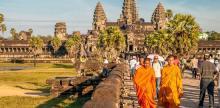 Kelionė Bankokas, upė Kwai, žiupsnelis Kambodžos ir poilsis Patajoje bei Koh Chang saloje