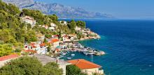 Kelionė Kelionė į Pietų Kroatiją. Poilsis prie Adrijos jūros Makarskos rivjeroje 11d.