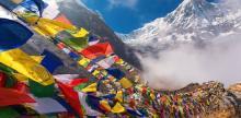 Kelionė Auksinis trikampis ir Didieji Himalajai - Dalai Lamos buveinė (su grupe iš Lietuvos)