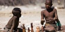 Kelionė Namibija: Afrikos dykumos ir gentys