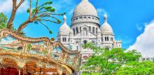 Kelionė Didysis turas po Europą