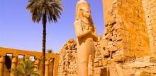 Kelionė Egiptas: Faraonų lobiai