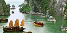 Kelionė Vietnamas per Naujuosius metus
