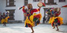 Kelionė Nepalas ir Butanas Timpu festivalio metu (su lietuviškai kalbančiu vadovu)